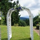 Outdoor Ceremony and Indoor Reception at Eighteen Pastures Golf Course in Mission BC