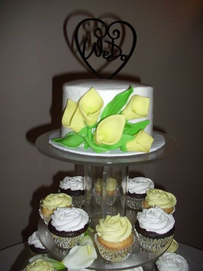 1421586950274 1209279593410690719794272277696n Oneida wedding cake