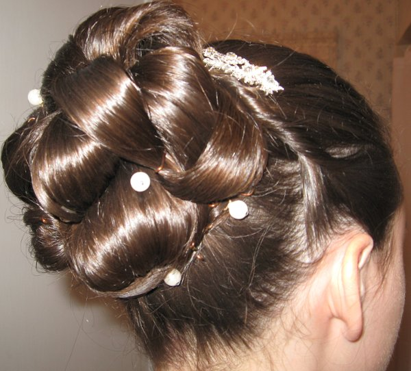 photo 60 of Bridal hair Design on Location