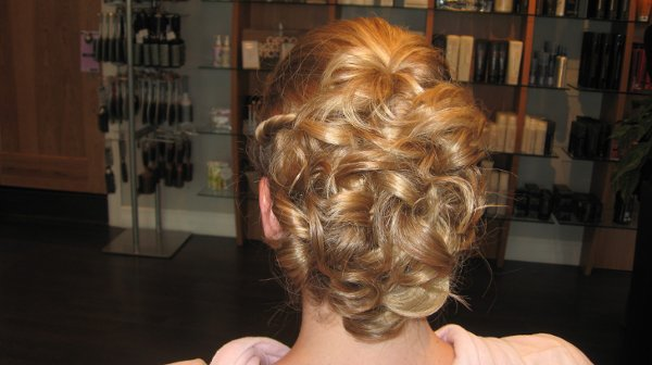 photo 63 of Bridal hair Design on Location
