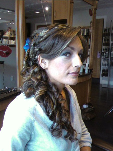 photo 23 of Bridal hair Design on Location