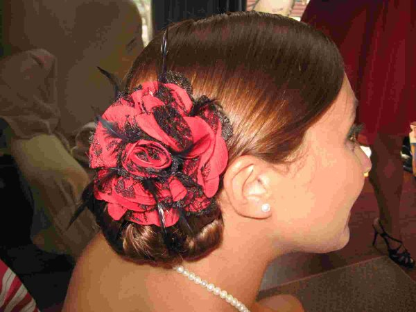 photo 28 of Bridal hair Design on Location
