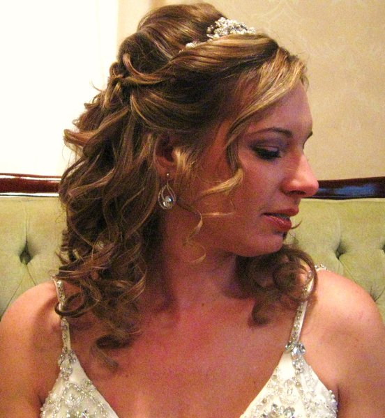 photo 14 of Bridal hair Design on Location