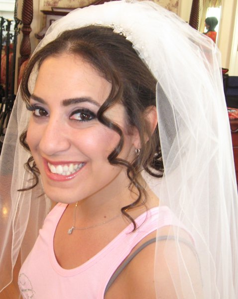 photo 20 of Bridal hair Design on Location