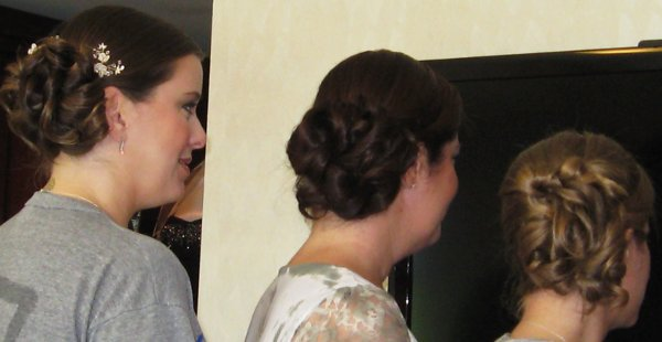 photo 96 of Bridal hair Design on Location