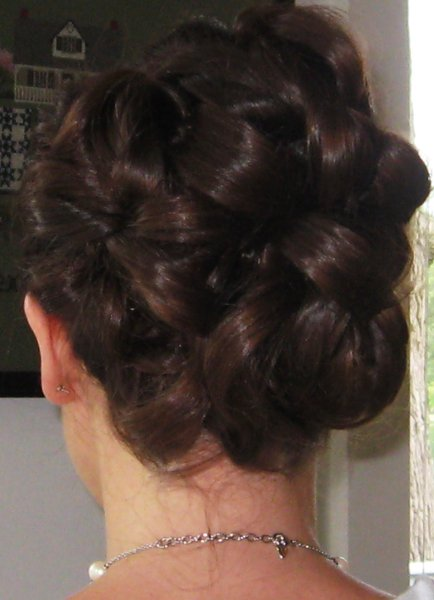photo 100 of Bridal hair Design on Location