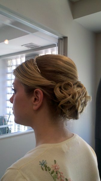 photo 48 of Bridal hair Design on Location