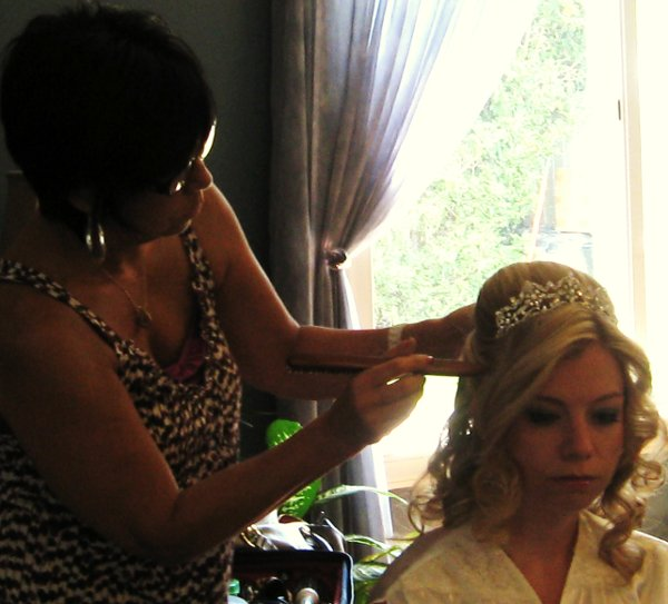photo 51 of Bridal hair Design on Location