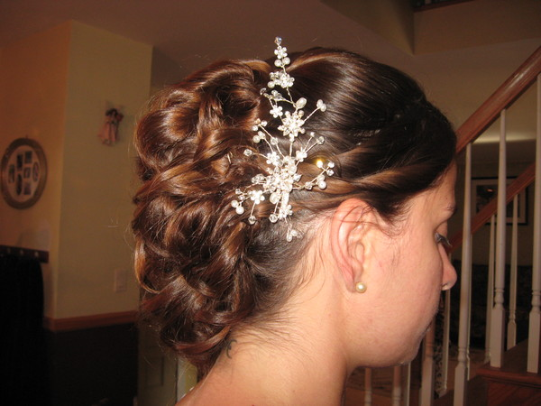 photo 5 of Bridal hair Design on Location