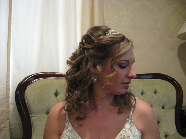 photo 7 of Bridal hair Design on Location