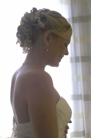 photo 10 of Bridal hair Design on Location
