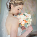 130x130 sq 1423445474360 bride and her bouquet