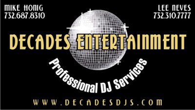 Decades Entertainment