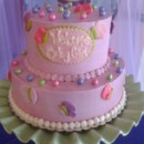 130x130 sq 1377443255916 cake butterfly