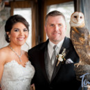 130x130 sq 1489126815468 owl posing with bride and groom