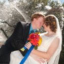 This wedding was all about FUN; butterflies, pinwheels, bright colors - not to mention a few nods to Star Wars and Indiana Jones! (Photo taken at Safety Harbor Marina Park)