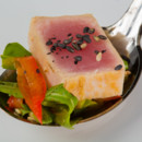130x130 sq 1419360842751 grilled tuna