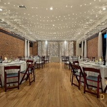 220x220 sq 1513716943792 deity nyc venue  the loft versatile dinner space 2