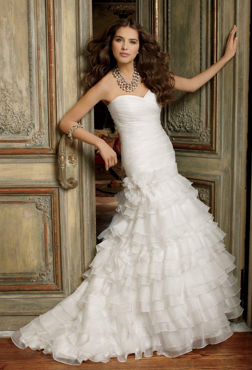Wedding dresses  usa : Wedding dress photos dresses pictures weddingwire