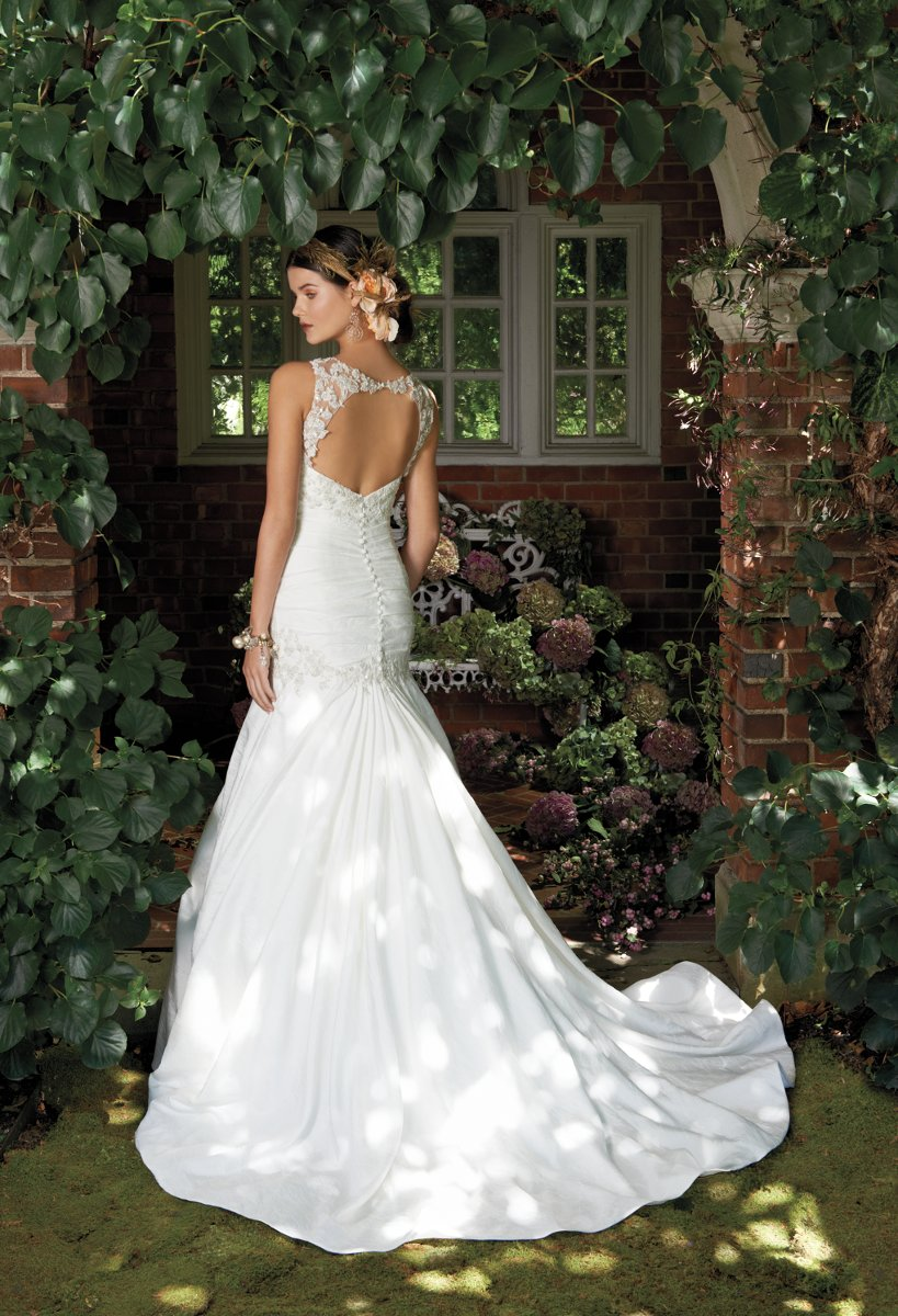 Wedding dress photos wedding dresses pictures weddingwire for Wedding dresses in the usa
