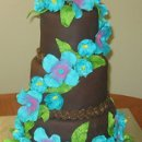 130x130_sq_1295048259693-chocofondantweddingcakewithsugarflowers