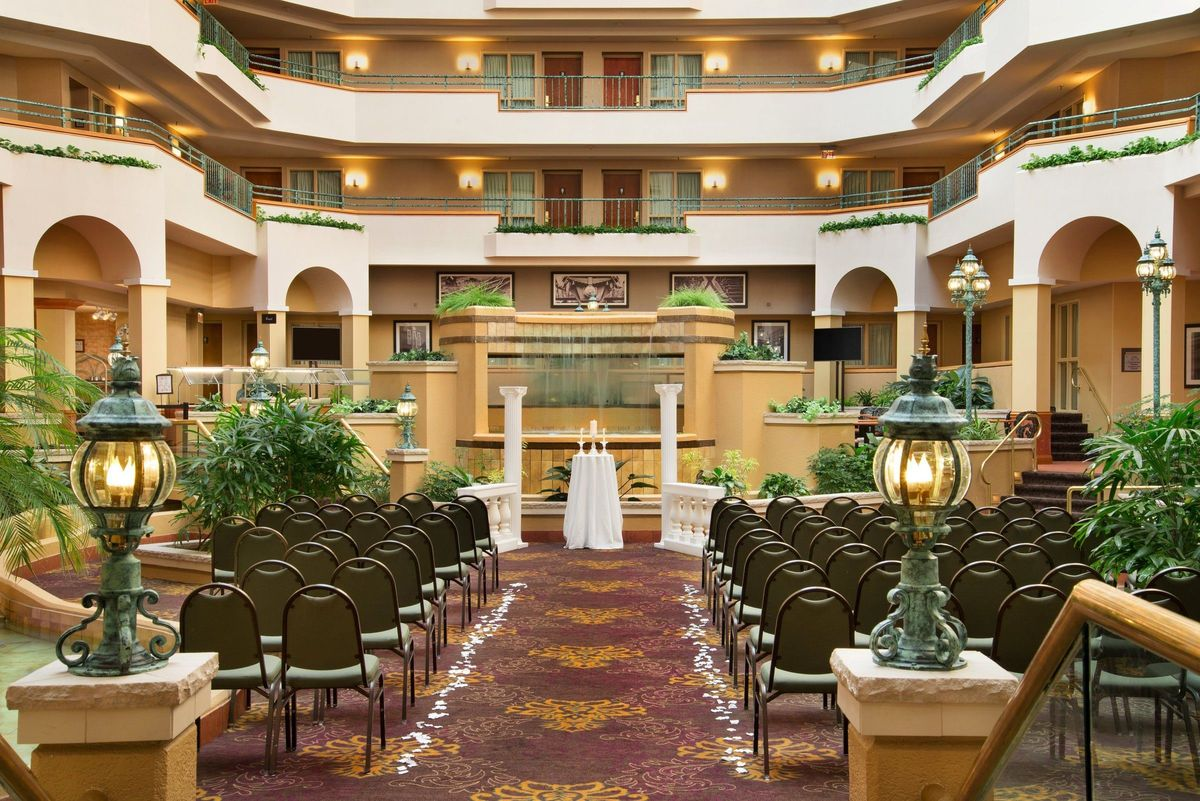 Embassy Suites Venue Greensboro Nc Weddingwire