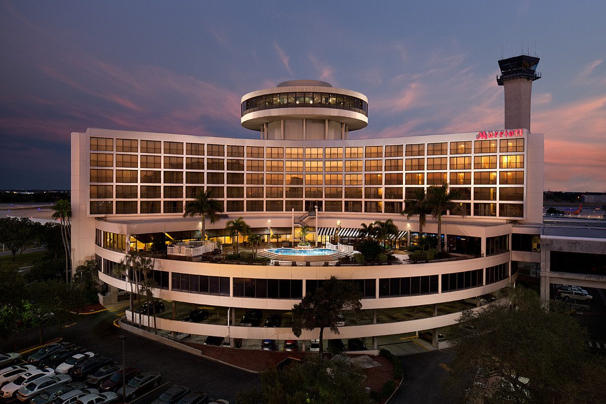 Tampa Airport Marriott Venue Tampa Fl Weddingwire