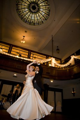 First dance by Miki Jennings
