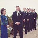 130x130 sq 1354105065762 weddingjenrichardwithcrystalbowlgreatpicwithgroomsmen