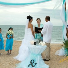 220x220 sq 1407268074268 1407268069366 beach wedding spanish carlos 2014 fo