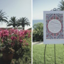 130x130 sq 1454029400350 bel air bay clue wedding bougainvillea 09