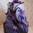 130x130 sq 1315237801303 purplebutterflywedding002