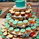 130x130 sq 1294886124538 cupcaketower