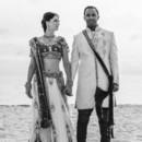 130x130 sq 1485555612624 cape cod massachusetts hindu indian wedding 0021