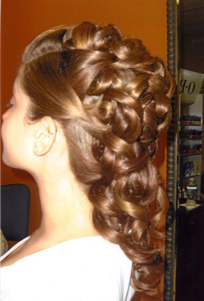 photo 2 of Wedding Hair By Annaliese