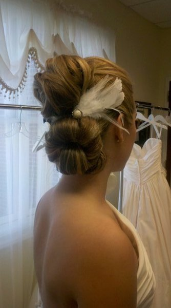 photo 3 of Wedding Hair By Annaliese