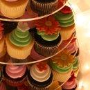 130x130 sq 1295295419019 cupcaketowercloseup