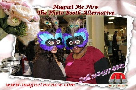 Magnet Me Now - The Photo Booth Alternative