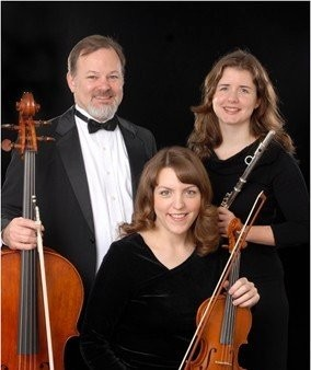 The Kelsh Trio - Flute, Violin, and Cello