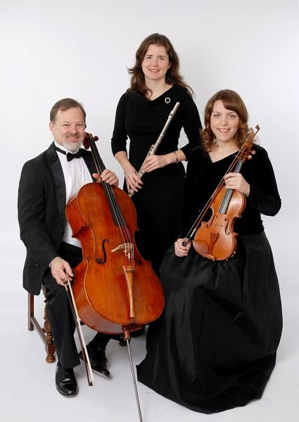 photo 2 of The Kelsh Trio - Flute, Violin, and Cello