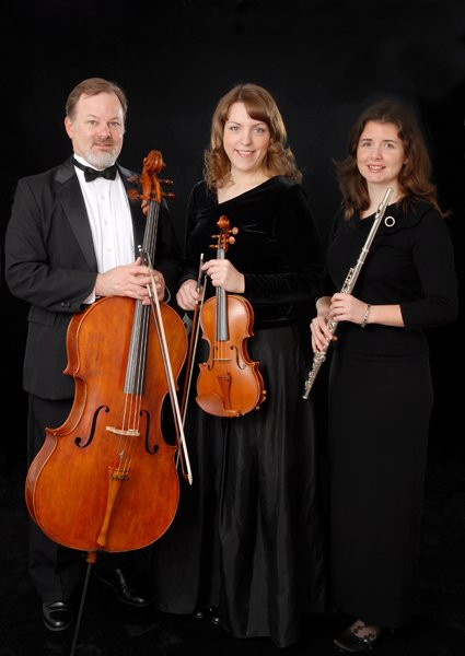 photo 1 of The Kelsh Trio - Flute, Violin, and Cello