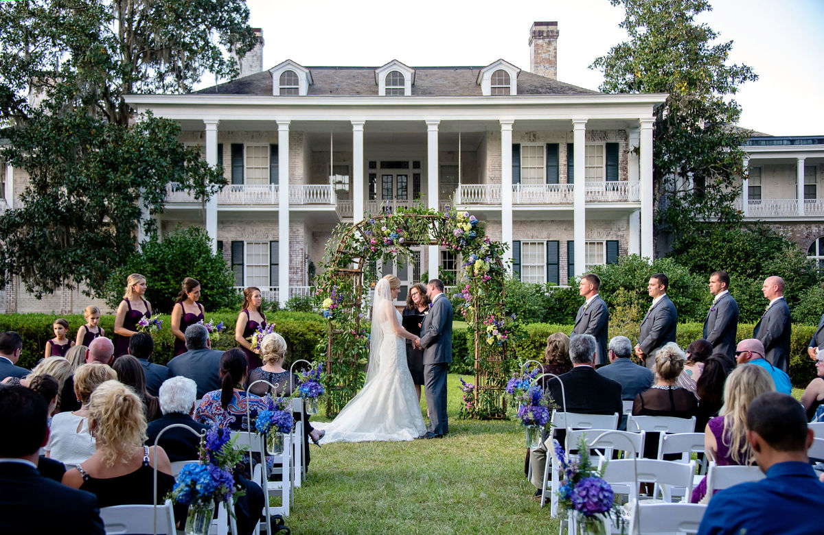 Pebble hill plantation venue thomasville ga weddingwire for Wedding dresses in thomasville ga