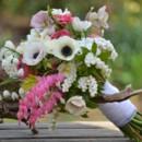 130x130 sq 1430954671249 bleeding heart bouquet 11