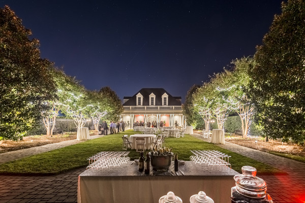 The Hall Gardens At Landmark Garner Nc Wedding Venue