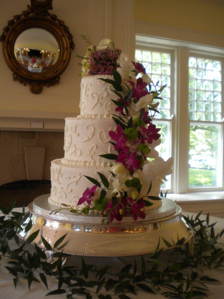 Cakes By Reva Wedding Cake Cincinnati West Chester OH