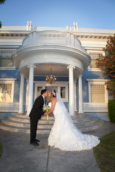 The Z Mansion Tucson Az Wedding Venue