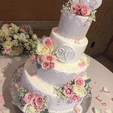 220x220 sq 1487433413506 wedding cake