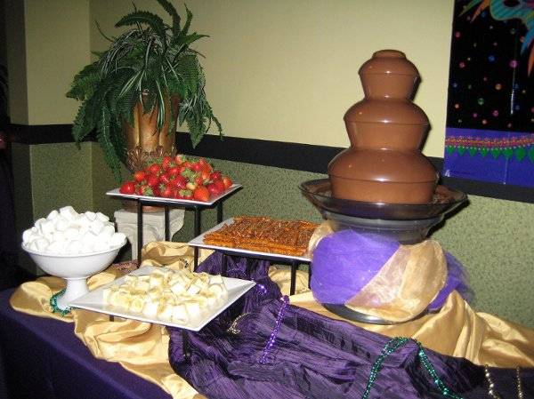 photo 7 of Orlando Chocolate Fountains