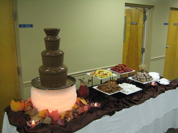 photo 8 of Orlando Chocolate Fountains