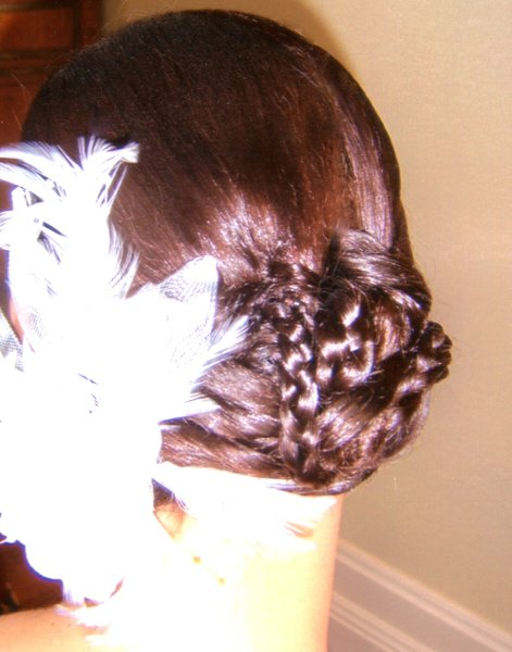 photo 2 of N.Y. Prostyle Bridal Professional Airbrush Make-Up & Hair